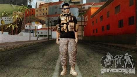 Medic from PMC для GTA San Andreas