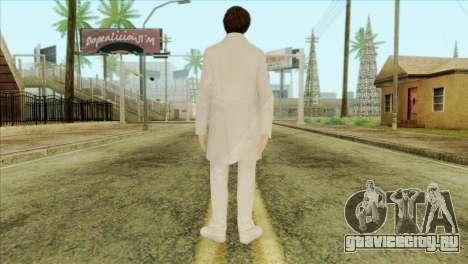 Takedown Redsabre NPC Scientist для GTA San Andreas второй скриншот