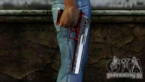 Desert Eagle Polonia для GTA San Andreas третий скриншот