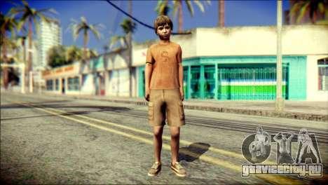 Joshua Shepherd SH Homecomimg для GTA San Andreas