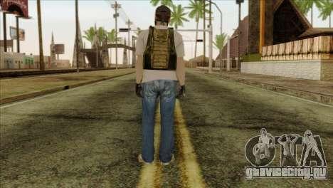 Sniper from PMC для GTA San Andreas второй скриншот
