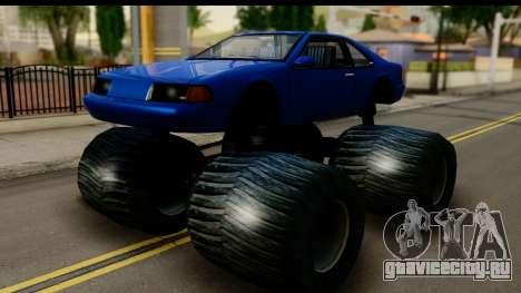 Monster Fortune для GTA San Andreas
