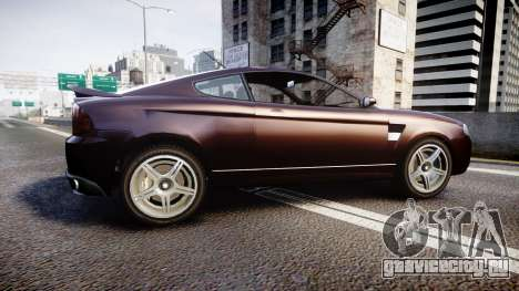 GTA V Bollokan Prairie для GTA 4 вид слева