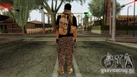 Medic from PMC для GTA San Andreas второй скриншот
