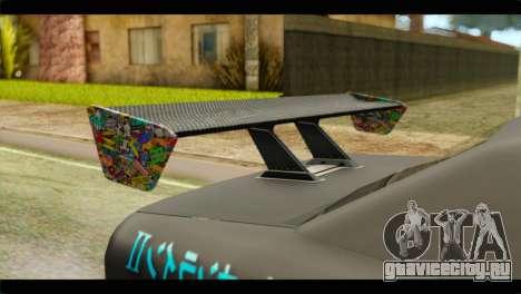 Elegy Sinon PJ для GTA San Andreas вид справа