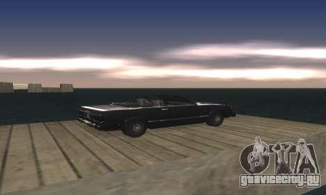 ENB v1.9 & Colormod v2 для GTA San Andreas третий скриншот