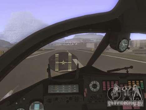 СУ 24 МР для GTA San Andreas вид справа