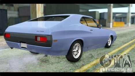 Ford Gran Torino для GTA San Andreas вид слева