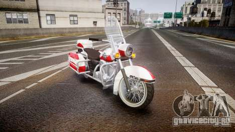 GTA V Western Motorcycle Company Sovereign POL для GTA 4