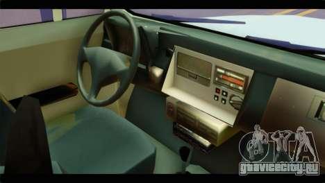 Aro 243 D для GTA San Andreas вид справа