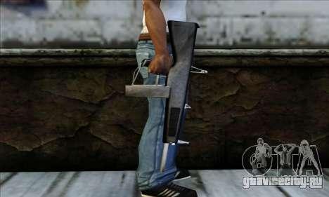 AA-12 Weapon для GTA San Andreas третий скриншот