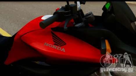 Honda XRE 300 v2.0 для GTA San Andreas вид справа