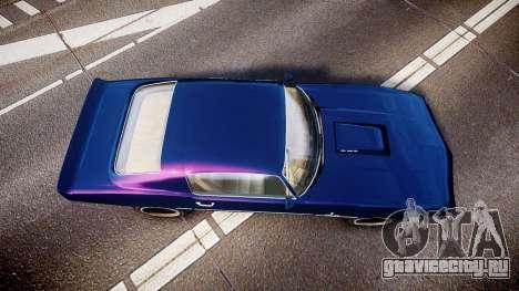 GTA V Imponte Phoenix для GTA 4 вид справа