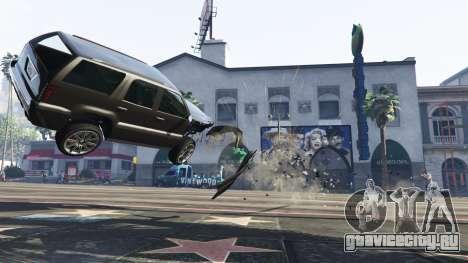 Волшебная бита Тревора для GTA 5 третий скриншот