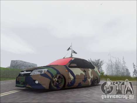 Lada Granta Liftback Coupe для GTA San Andreas