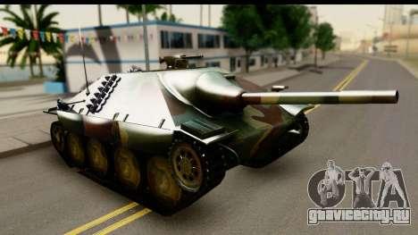Jagdpanzer 38(t) Hetzer Chwat для GTA San Andreas