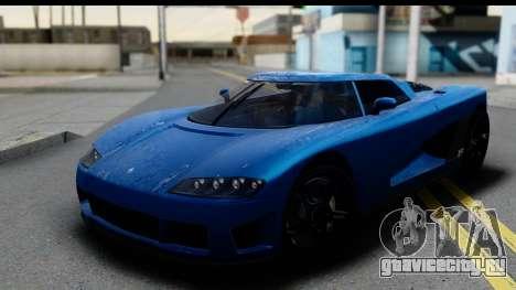 GTA 5 Overflod Entity XF IVF для GTA San Andreas