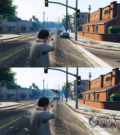 Отбрасывать транспорт для GTA 5 второй скриншот