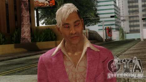 Pagan Min from Far Cry 4 для GTA San Andreas третий скриншот