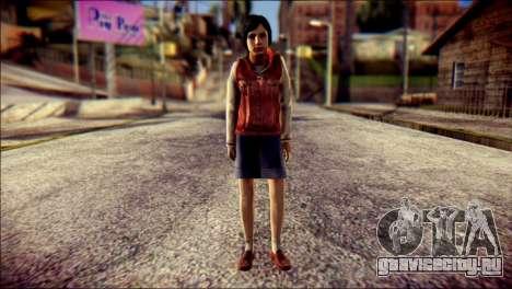 Sofia Child Skin для GTA San Andreas