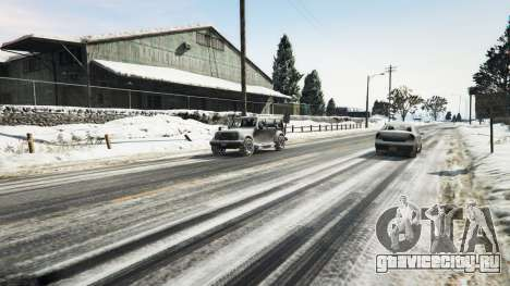 Путешествие в северный Янктон для GTA 5