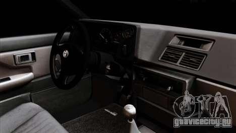 Toyota AE86 для GTA San Andreas вид справа