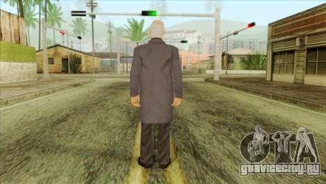 Старый Босс Триад для GTA San Andreas второй скриншот