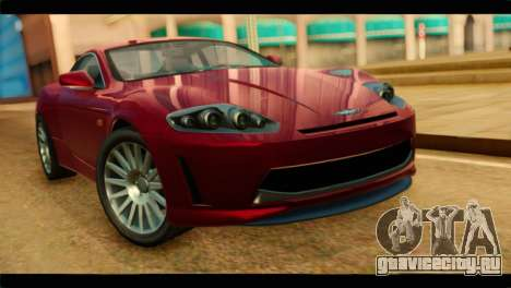 MP3 Dewbauchee XSL650R для GTA San Andreas