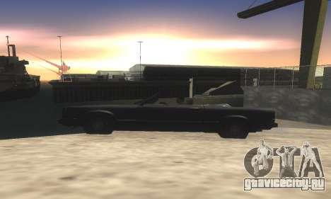 ENB v1.9 & Colormod v2 для GTA San Andreas четвёртый скриншот