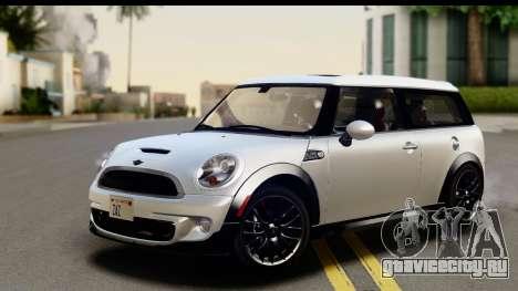 Mini Cooper Clubman 2011 для GTA San Andreas