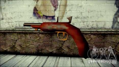 Tokisaki Kurumi Desert Eagle для GTA San Andreas второй скриншот