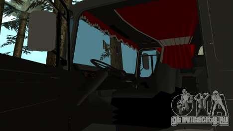 Roman Bus Edition для GTA San Andreas вид сбоку