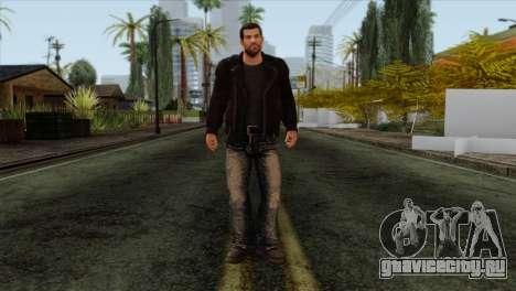 Daniel Garner Skin для GTA San Andreas