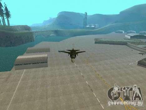 СУ 24 МР для GTA San Andreas