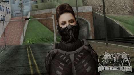 Jefa Suprema from Loquendo Stories для GTA San Andreas третий скриншот