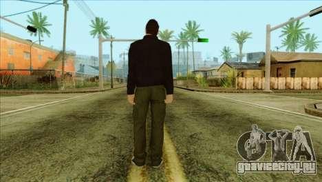 Claude from GTA 5 для GTA San Andreas второй скриншот