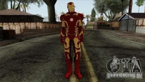 Iron Man Mark 43 Svengers 2 для GTA San Andreas