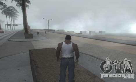 ENB v1.9 & Colormod v2 для GTA San Andreas девятый скриншот