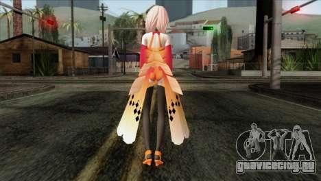 Inori (Guity Crown) для GTA San Andreas второй скриншот