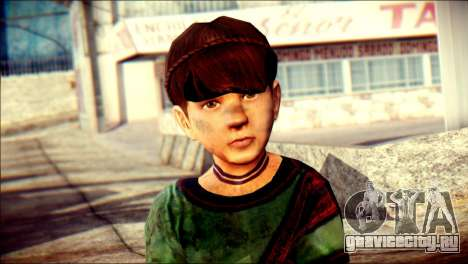 Child Vago Skin для GTA San Andreas третий скриншот