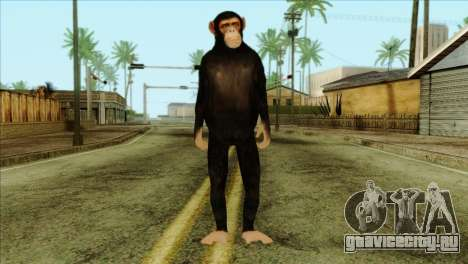 Monkey Skin from GTA 5 v1 для GTA San Andreas