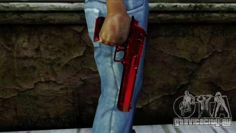 Desert Eagle Marruecos для GTA San Andreas третий скриншот