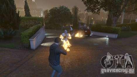 Grand Theft Zombies v0.1a для GTA 5 третий скриншот