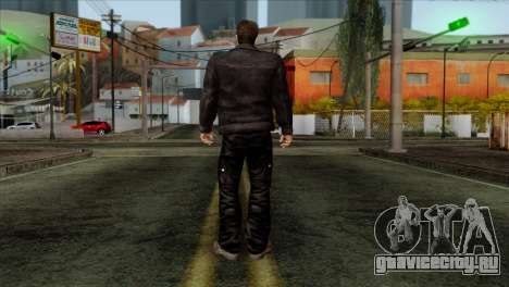 T-800 Skin для GTA San Andreas второй скриншот