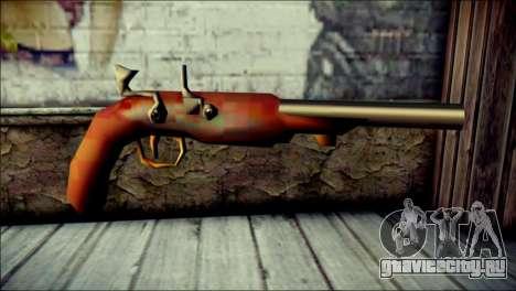 Tokisaki Kurumi Desert Eagle для GTA San Andreas