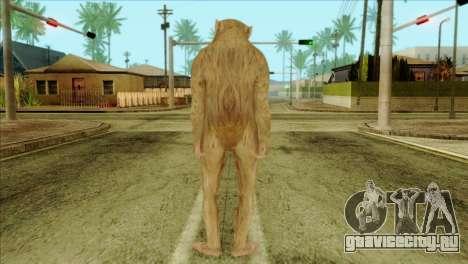 Monkey Skin from GTA 5 v2 для GTA San Andreas второй скриншот