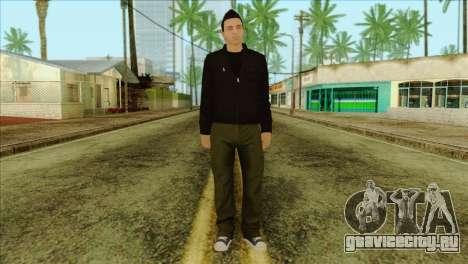 Claude from GTA 5 для GTA San Andreas