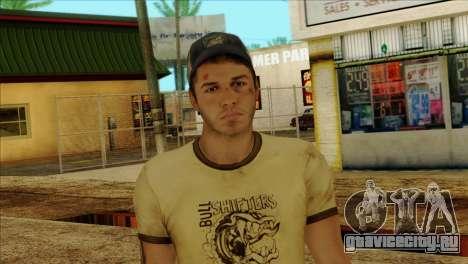 Ellis from Left 4 Dead 2 для GTA San Andreas третий скриншот