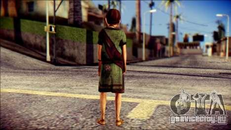Child Vago Skin для GTA San Andreas второй скриншот