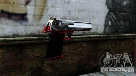 Desert Eagle Polonia для GTA San Andreas второй скриншот